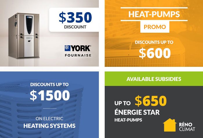 Heat Pump Promotion Gatineau Ottawa