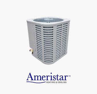 thermopompe centrale Ameristar