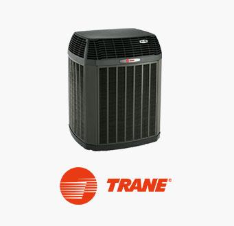 thermopompe centrale Trane